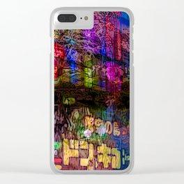 六本木 Roppongi, Tokyo Clear iPhone Case