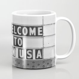 Welcome to Harlem Coffee Mug