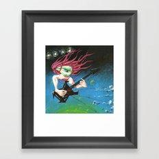 150213 Framed Art Print