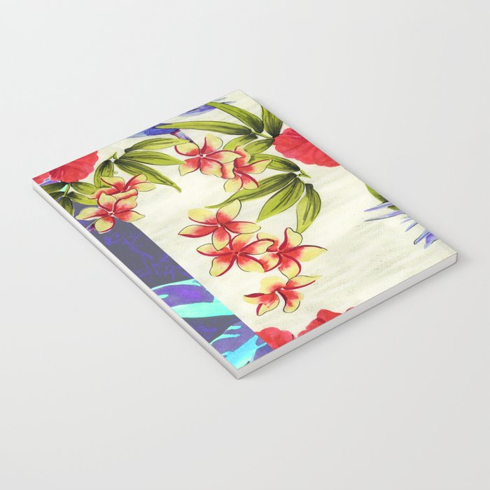 Paradise Party Notebook
