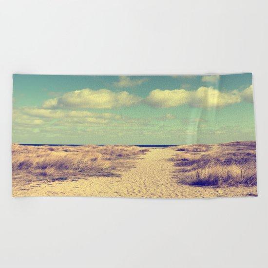 Beach whisper Impression Beach Towel