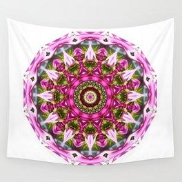 Spring blossoms 2.0, Nature Mandala Wall Tapestry