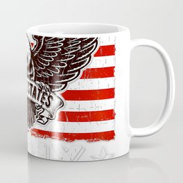 Proud Stepdaughter Of Army Veteran Patriotic Military Gifts T Shirt Coffee Mug