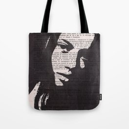 Arabesque Tote Bag