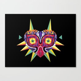 Majora's Incarnation Canvas Print