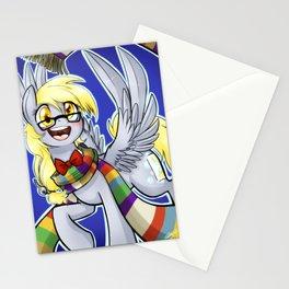 Lovestruck Derpy Stationery Cards