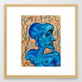 Inhibitions Framed Art Print
