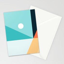 Geometric 1710 Stationery Cards