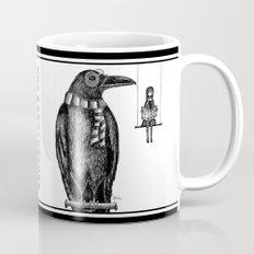 Ronald + Regina -or- The Tiny Poe Aficionados Mug