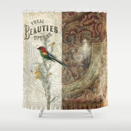 Vocal Beauties Shower Curtain