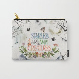 Stories Carry-All Pouch