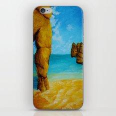 Beach 1 iPhone & iPod Skin