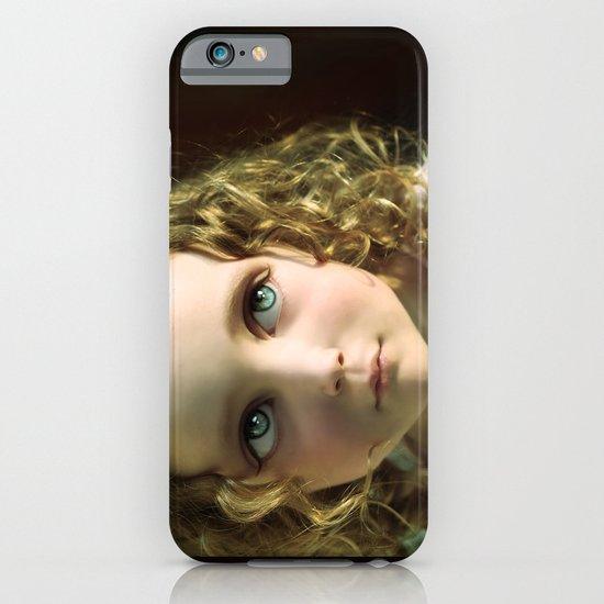 Manga Mila iPhone & iPod Case