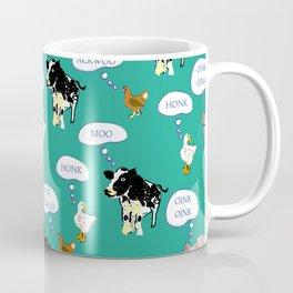 Onomatopoeia Coffee Mug