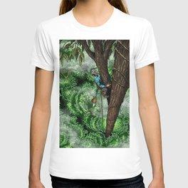 Flip Lining T-shirt
