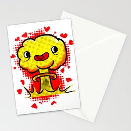 War Is Love Stationery Cards