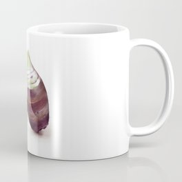 Watercolor Illustration of Taro Coffee Mug