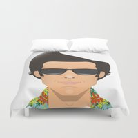 ace Duvet Covers featuring Ace by Capitoni