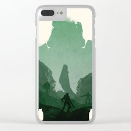Halo 3 Clear iPhone Case