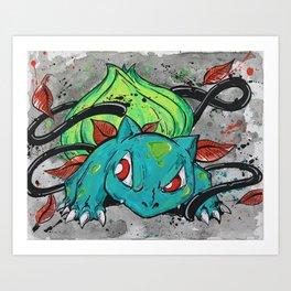 Bulba Bulba Art Print
