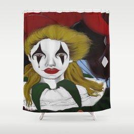 Sunday Carnival Shower Curtain