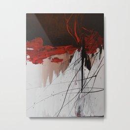 Visc Metal Print