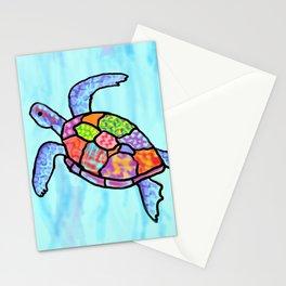 Symphony Swim Stationery Cards
