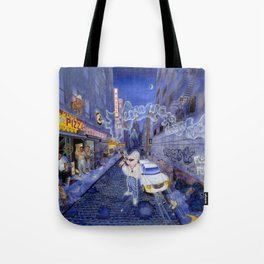 Long Live the New Jack Tote Bag