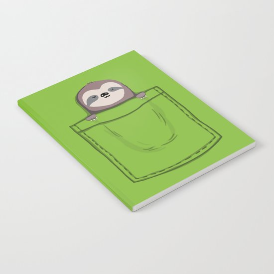 My Sleepy Pet Notebook