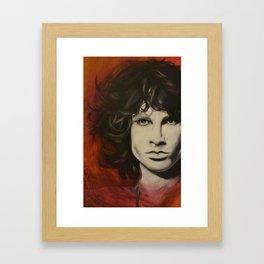 Mr. Mojo Risin' Framed Art Print