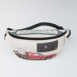 Ranch Truck Fanny Pack