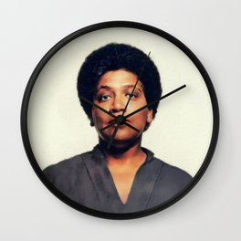 Audre Lorde, Civil Rights Wall Clock