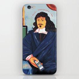 Modern Philosophy iPhone Skin