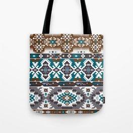Modern Native American Pattern 5 Tote Bag