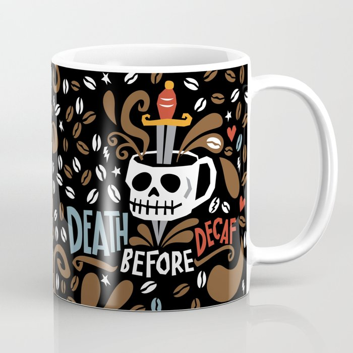 Brewed & Tattooed Coffee Mug