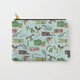 Where I grew up Carry-All Pouch
