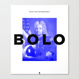 BOLO 1 cover Canvas Print