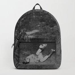 GG Allin on the floor Backpack