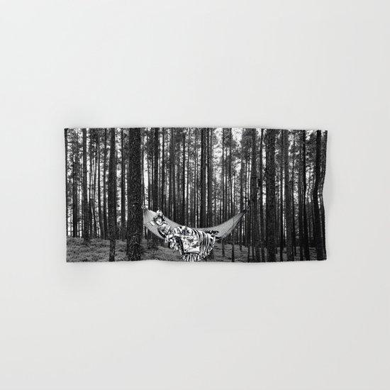 BETWEEN TREES Hand & Bath Towel