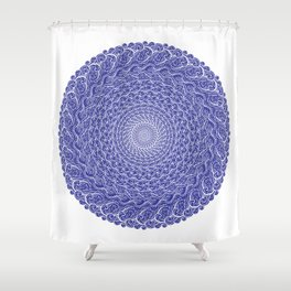 H2Ommmmmmm Shower Curtain