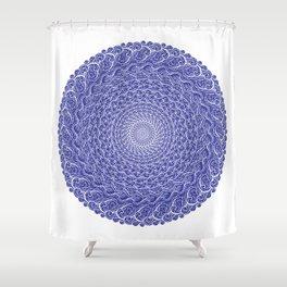 H2Ommmmmmm Shower Curtain