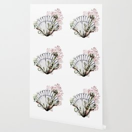 Pink See-through fantasia Wallpaper