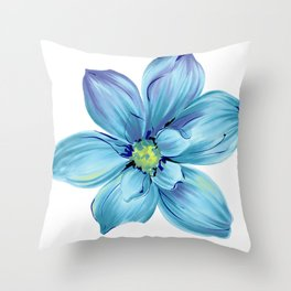 Flower ;) Throw Pillow