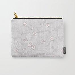 Kumori Nochi Sakura: Pink Carry-All Pouch