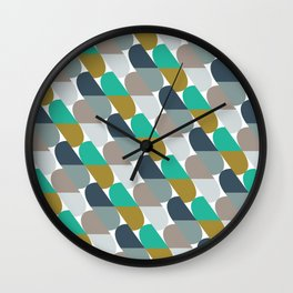 Dancing Jelly Beans Wall Clock