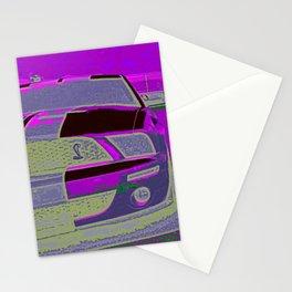 Purple Cobra Stationery Cards