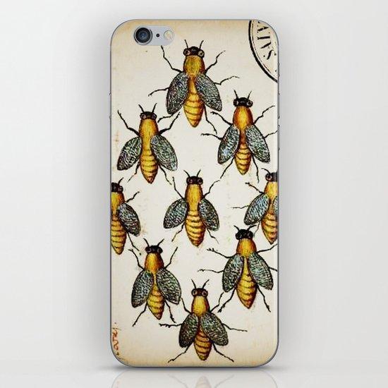 Medieval Swarm iPhone & iPod Skin