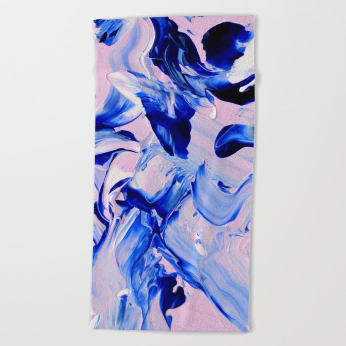 untitled' Beach Towel