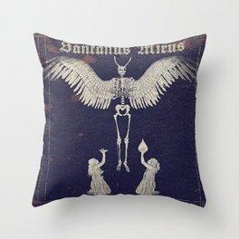 The Sacrifice Throw Pillow