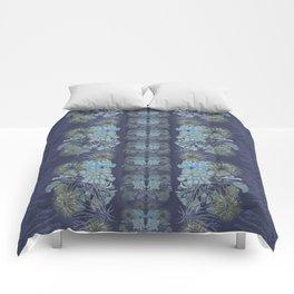 Ocean Blues Comforters
